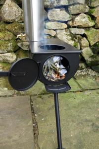 The Frontier stove