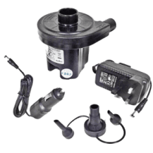 Airbed electric pump
