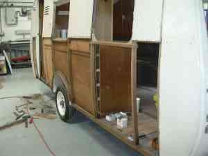 Nyala caravan work