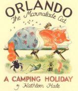 Orlando camping cat book
