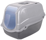 Portable cat litter box
