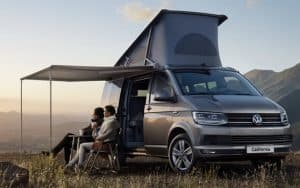 Our guide to the best campervans and compact caravans