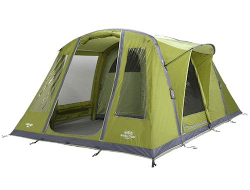 Vango Airbeam tent  sc 1 st  C&fire Magazine & Buyersu0027 guide to quick to pitch tents