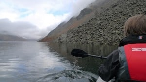 Wastwater kayaking
