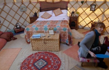 Yurt at Wasdale