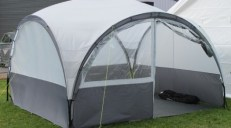 Kampa Activity Shelter with sides and groundsheet