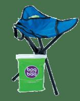 bog in a bag camping toilet