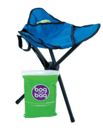 bog in a bag camping toilet