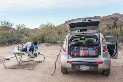 car camp 4