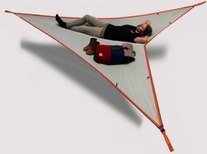 Tentsile two-person hammock