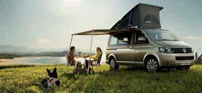 campervan VW California