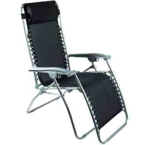 Zero gravity lounger chair