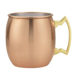 Mule- Bulk Custom Printed 20oz Dutch Mule Mug Stainless Steel with Copper Electroplating