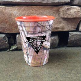 Elk- Bulk Custom Printed 16oz Mossy Oak Tumbler Cup