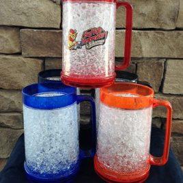 Otter- Bulk Custom Printed 16oz Double Walled Gel Freezer Mug