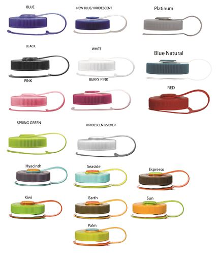 Available lid colors