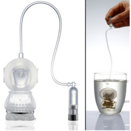 Deep Tea Diver- Bulk Custom Printed Deep Sea Diver Tea Infuser