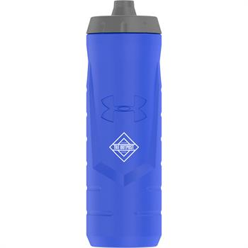 UA SIDELINE SQUEEZABLE WATER BOTTLE 32 OZ.