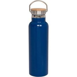 Whitetail- Bulk Custom Printed 20oz Vacuum Bottle with Bamboo Lid