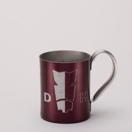 Marlin- Bulk Custom Engraved 14oz Aluminum Mug