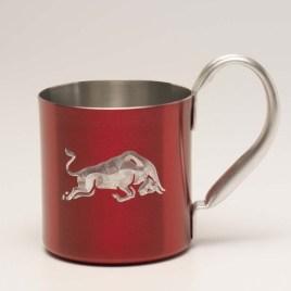 Seahorse- Bulk Custom Engraved 10oz Aluminum Mug