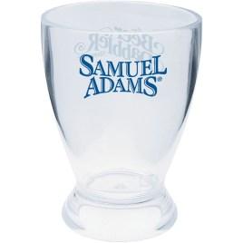 Custom Bulk Printed Plastic Pilsner Style Shot Glass