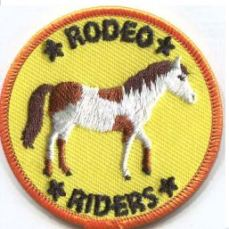 Riding - Rodeo Riders