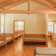 View of Virginia Lodge Wrangler Cabin
