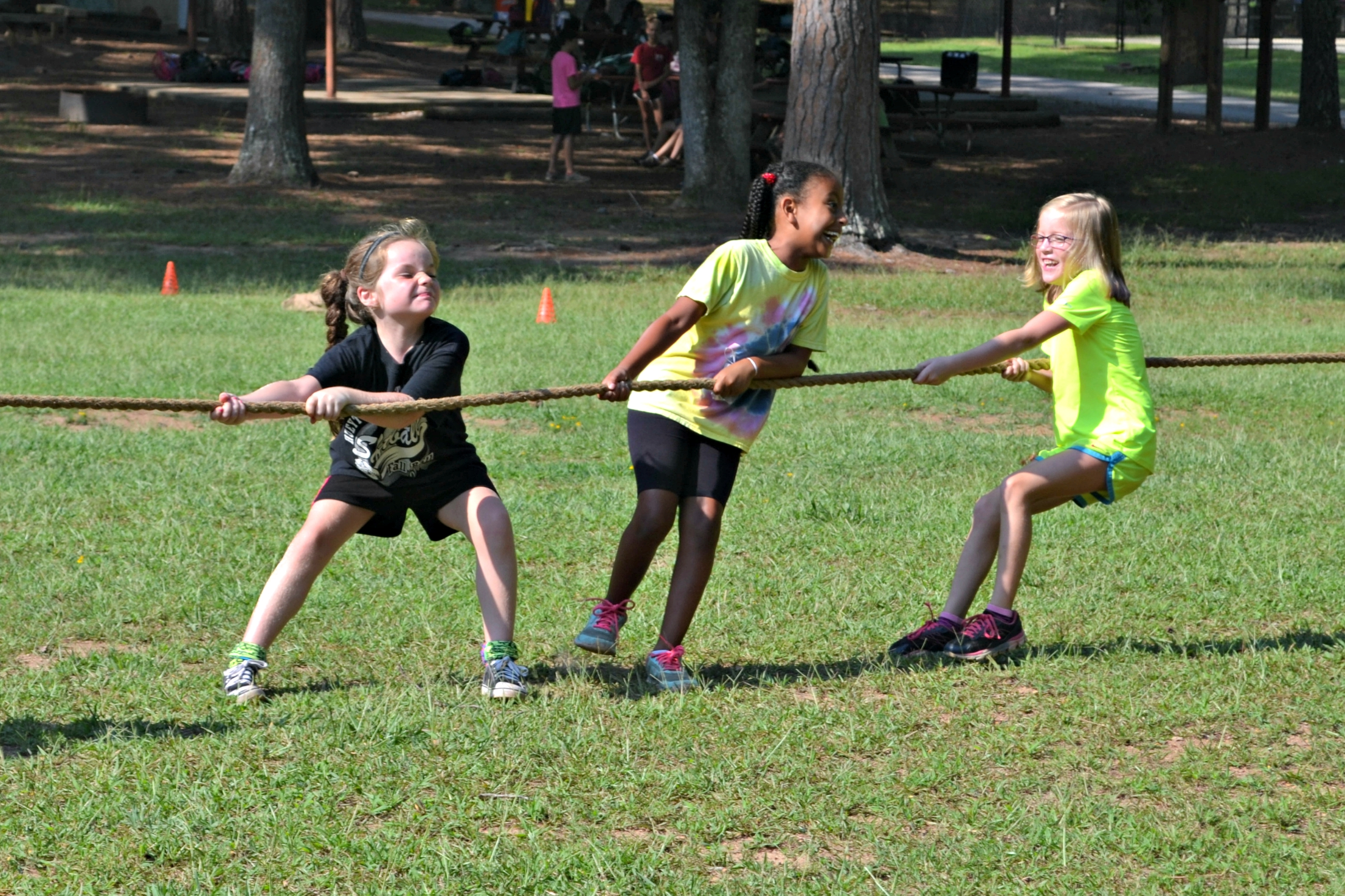 Camp Fletcher Learning Skills For The School Year Camp