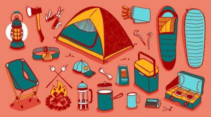 tent camping for beginners