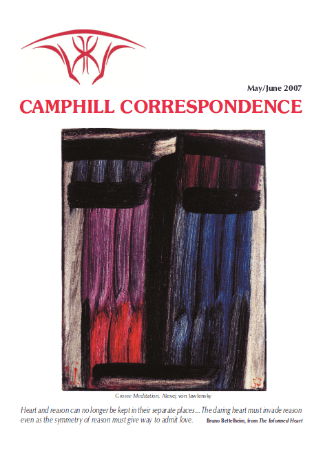Camphill Correspondence May/June 2007