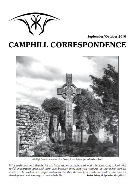 Camphill Correspondence September/October 2010