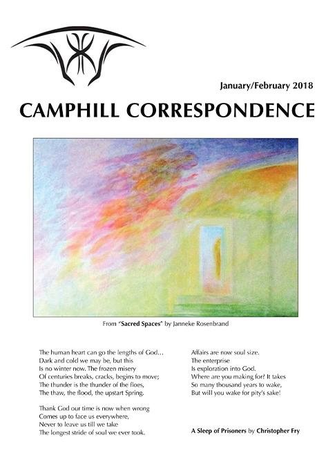 Camphill Correspondence January/February 2018