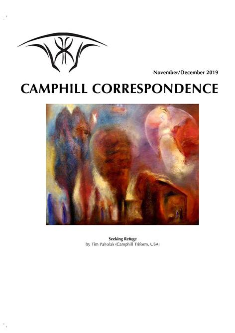 Camphill Correspondence November/December 2019