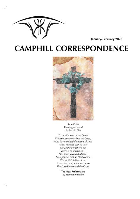 Camphill Correspondence January/February 2020