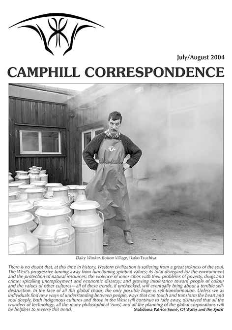 Camphill Correspondence July/August 2004