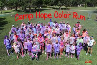 camper color run
