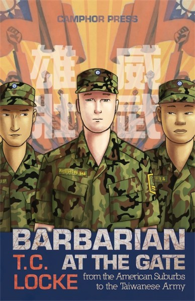 Barbarian at the Gate cover