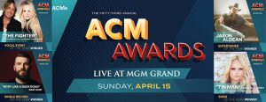 2018 ACM Award Show Winners
