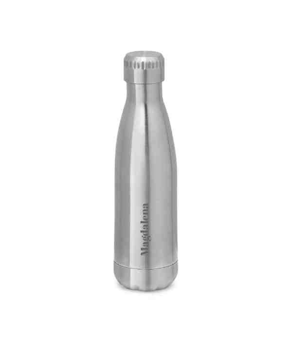 gravierte Tinkflasche aus Edelstahl