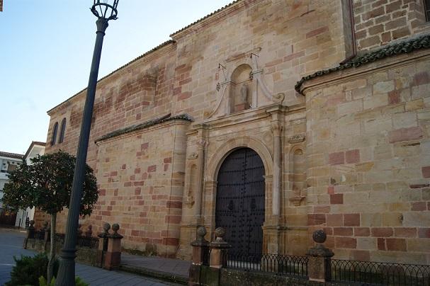 Un aspecto de la belleza histórica de Andújar.