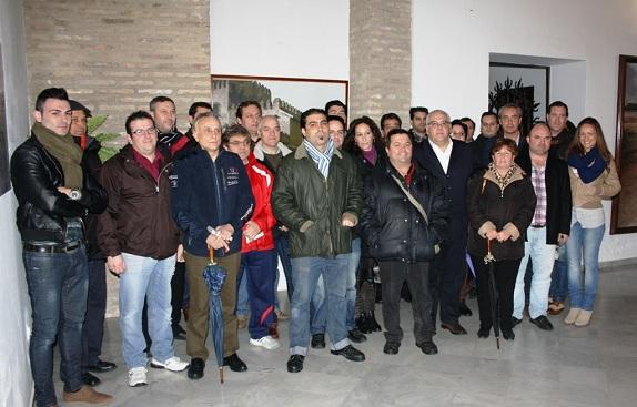 Asistentes a la presentación de la IIIª Ruta Andujareña del Tapeo.