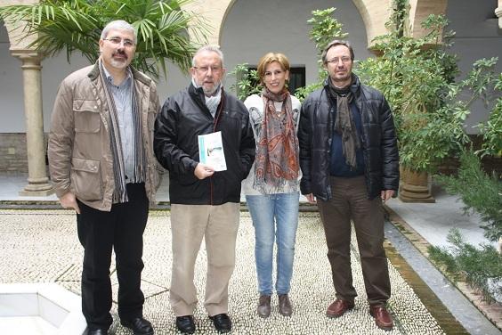 Acto de presentación de las VI Jornadas de Patrimonio de Andújar.