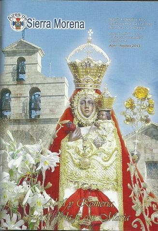 Portada del nº 22 de la Revista Aires de Sierra Morena.