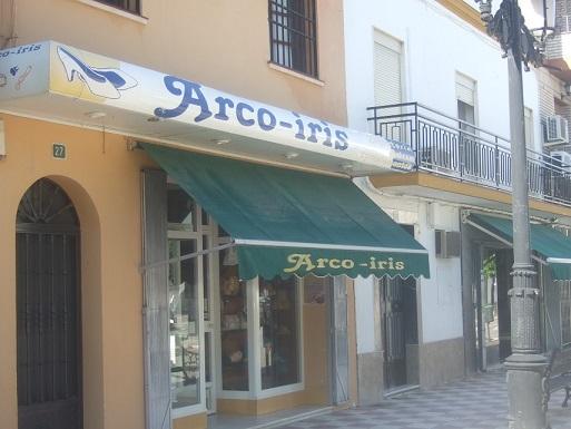 Pequeño comercio en la comarca de Andújar.
