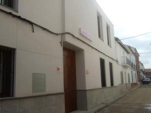Casa del Pueblo del PSOE de Lopera.