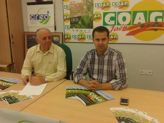 Juan Luis Ávila y Gregorio López.