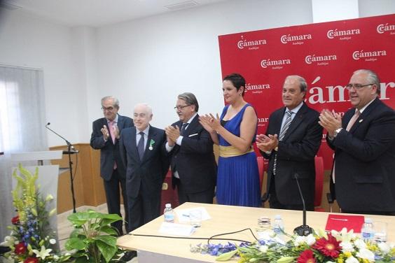 Acto público de reconocimiento a José Reca Balches.