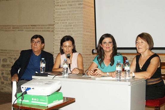 Acto de presentación del libro sobre Pedro Monje, en Lopera.