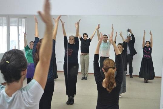 escuela baile flamenco